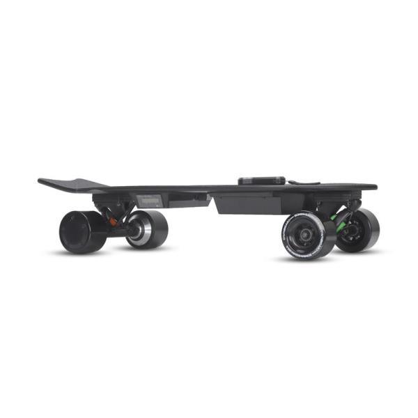 Ownboard Mini KT electric skateboard profile view
