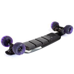 Slick Revolution Urban Carver electric skateboard underneath