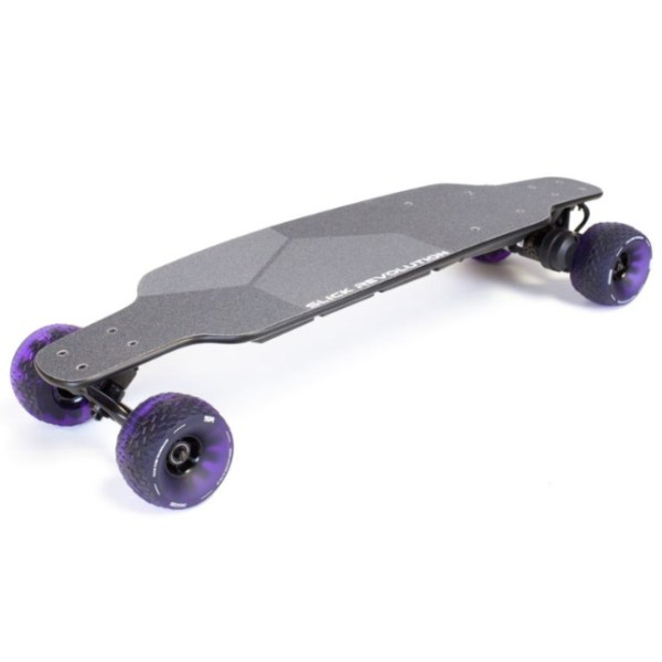 Slick Revolution Urban Carver electric skateboard