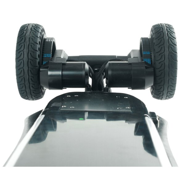 Yecoo GT AT electric longboard rear belt-drives