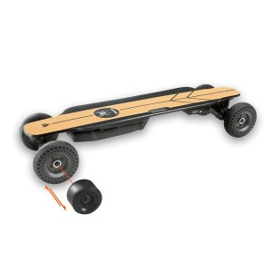Yecoo GT 2-In-1 Electric Longboard