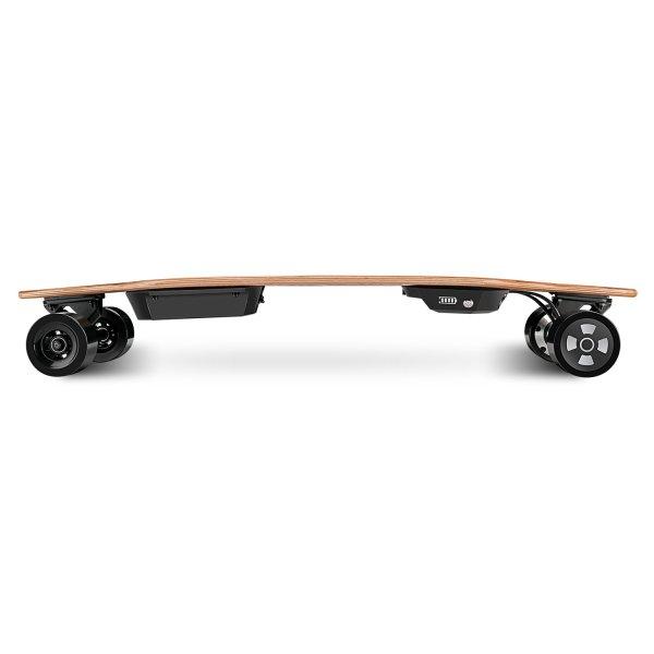 enSkate R2 electric skateboard side profile view