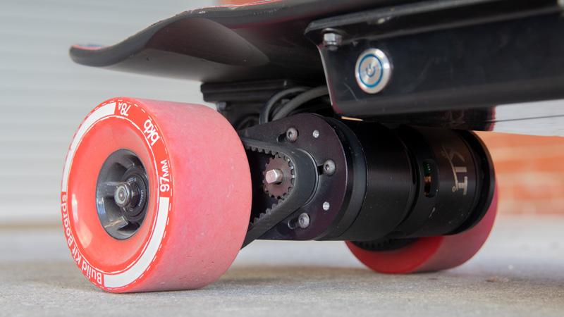 Build Kit Boards DIY Electric Skateboard Kit - Motors