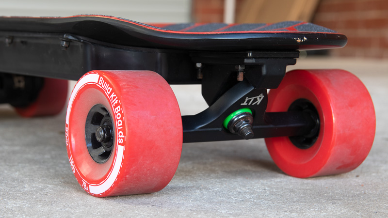 BKB DIY Electric Skateboard Kit - Wheels