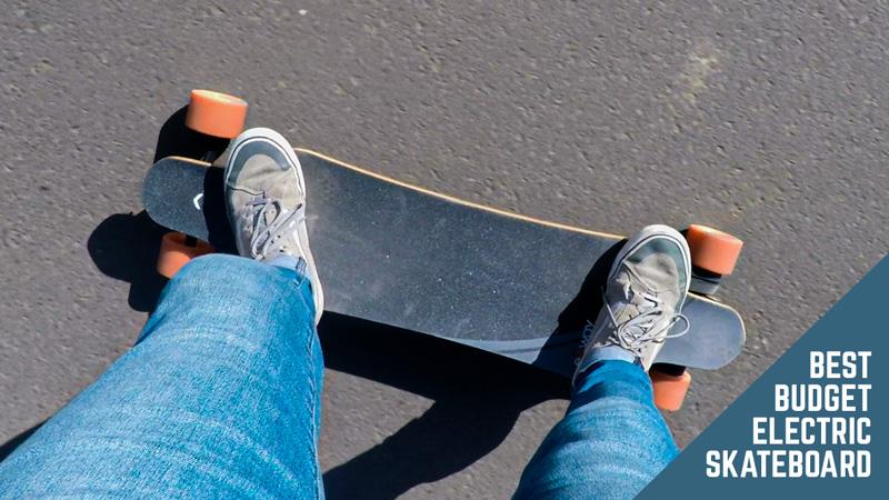 exway flex - best budget electric skateboard