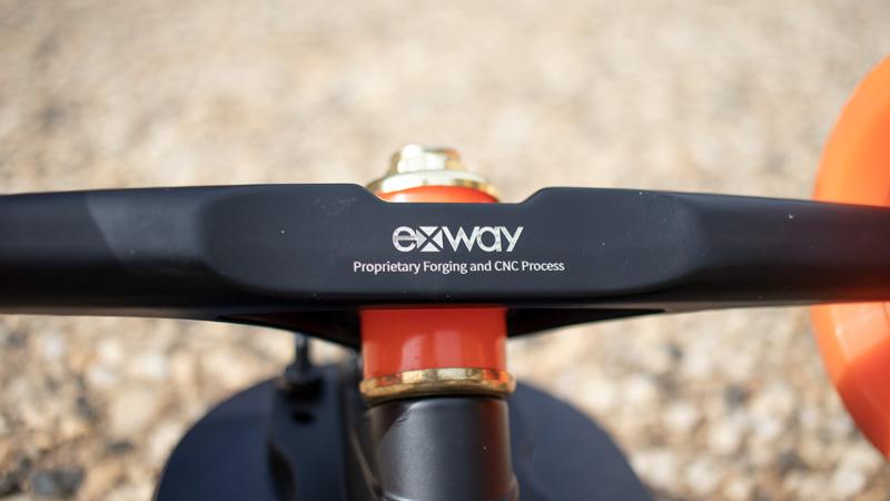 exway flex - bushings