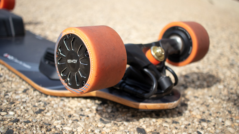 exway flex - hub motors