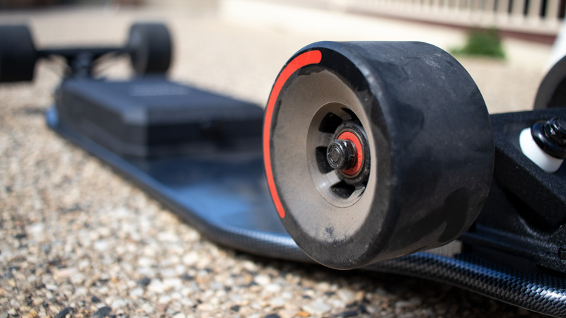 Maxfind Max4 Pro wheels