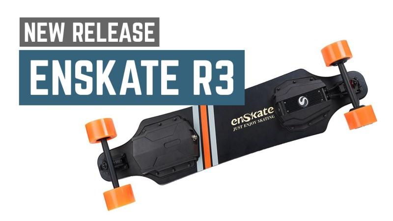 enSkate R3 New Release