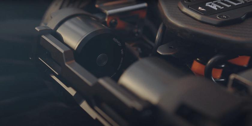 Exway Atlas motors