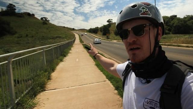 Meepo City Rider 2 hill climb