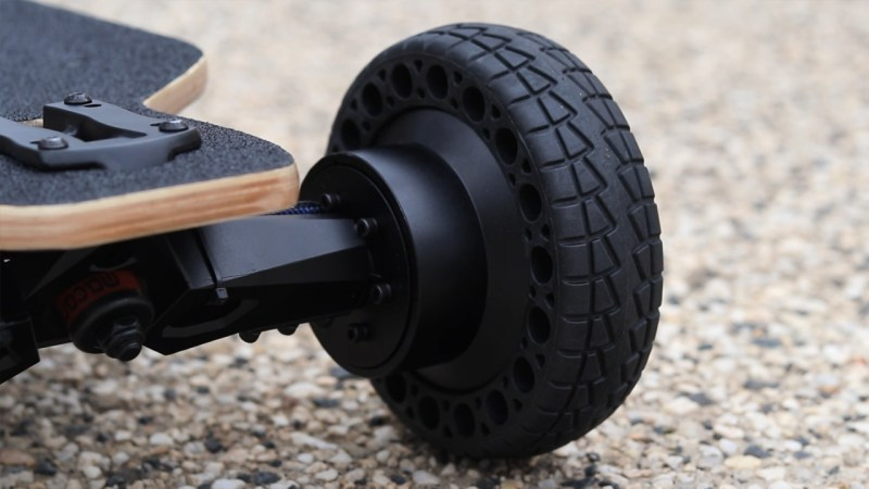 Meepo City Rider 2 Planetary Gear Motors