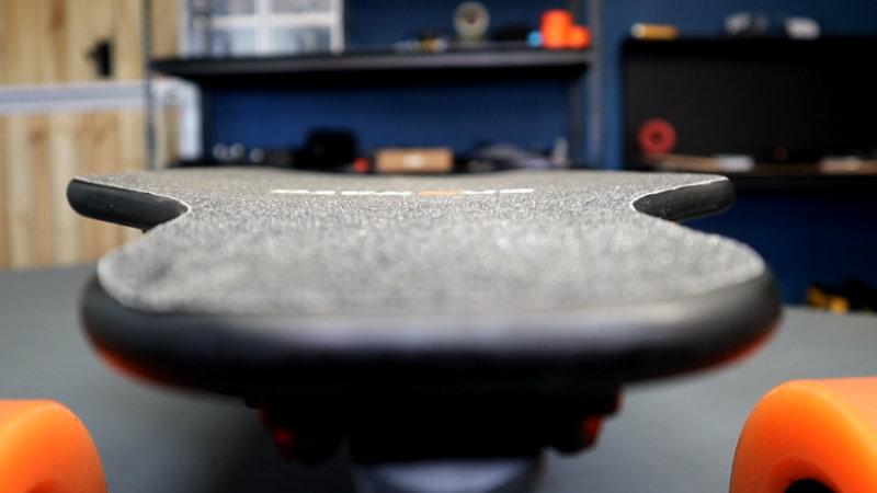 enSkate R3 deck concave