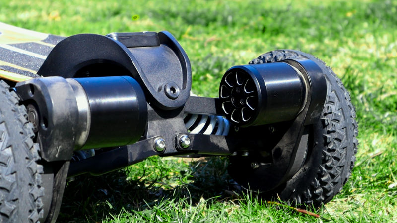 Propel Endeavor S belt-drive motors