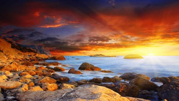 Landscape Amazing Sunset Photography