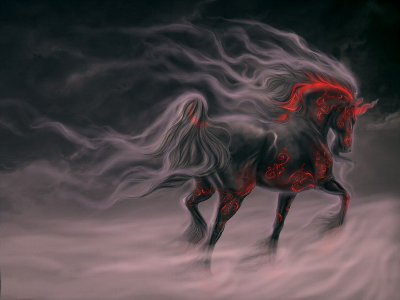 awesome horse wallpaper | 1280x960 | #11462