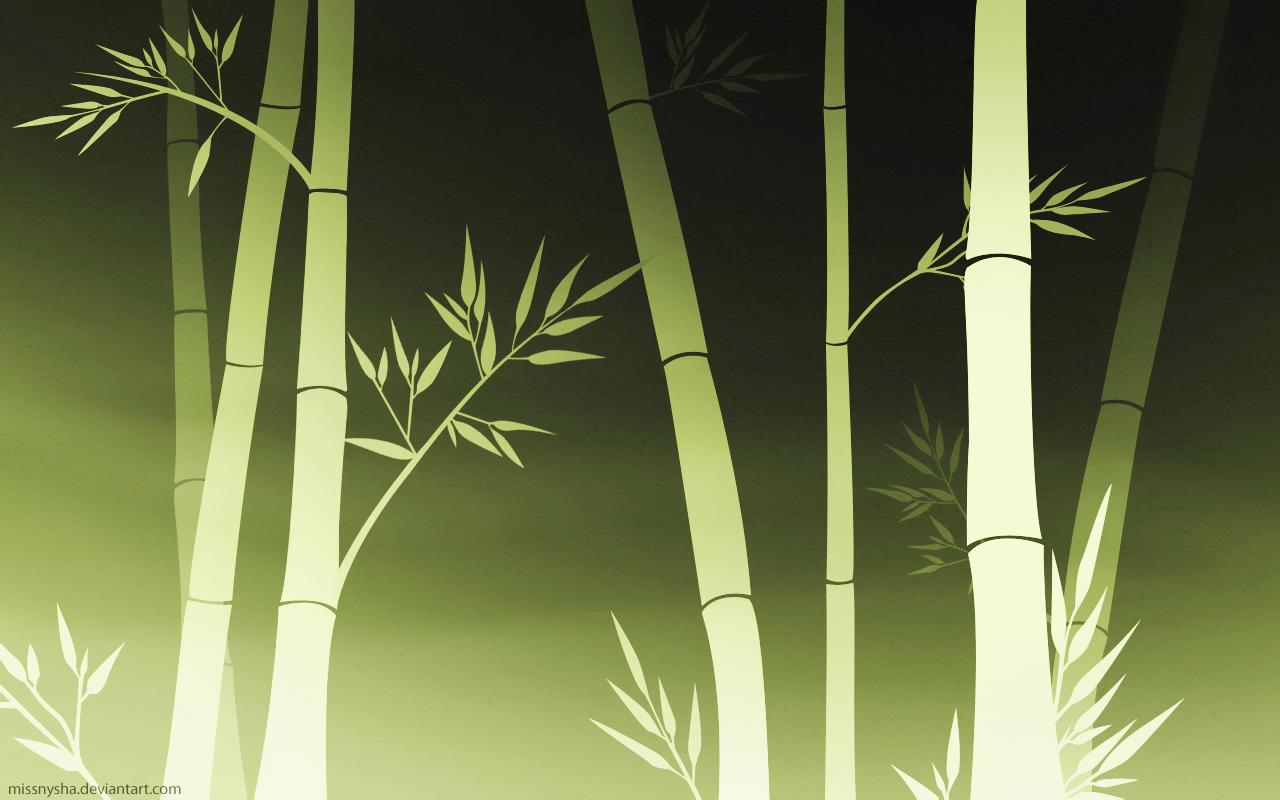 bamboo wallpaper 1280x800 43705
