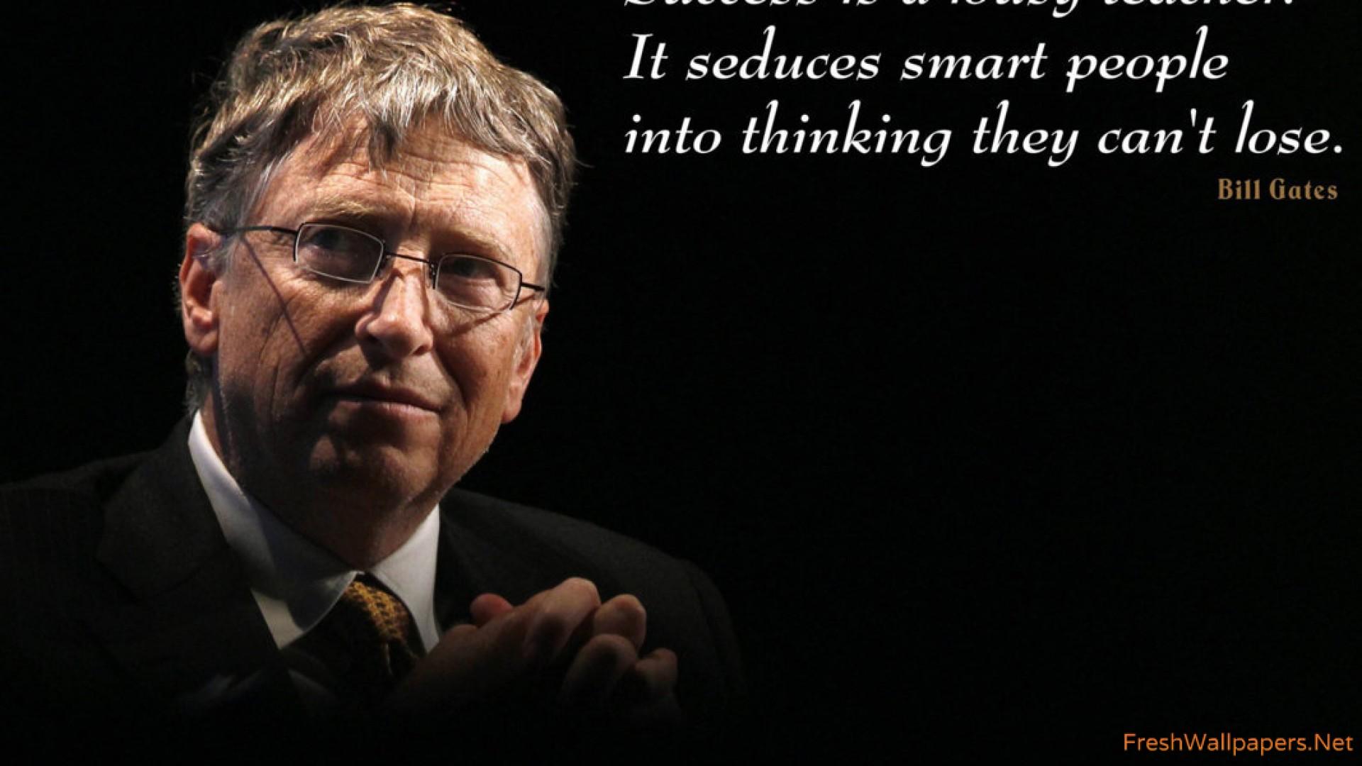 Bill Gates Wallpaper 1920x1080 48994