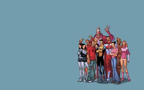 Resultado de imagen para invincible comic