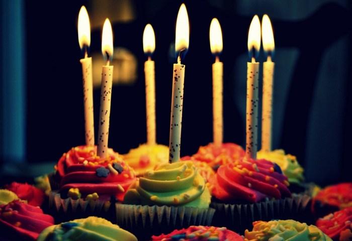 Happy Birthday Cake Candles Celebration Wallpaper 1920x1200 24606