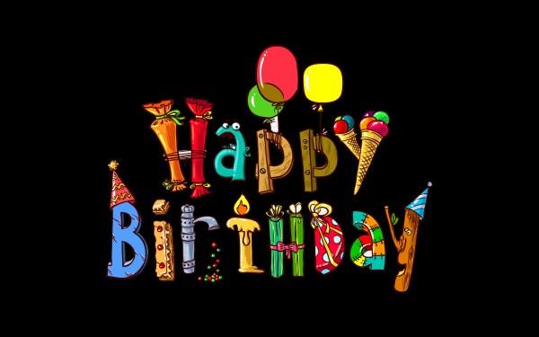 Happy Birthday Wallpaper 1920x1200 #52063