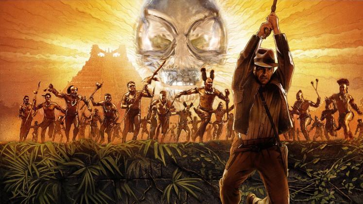indiana jones 14 - Indiana Jones vai embora comigo diz Harrison Ford