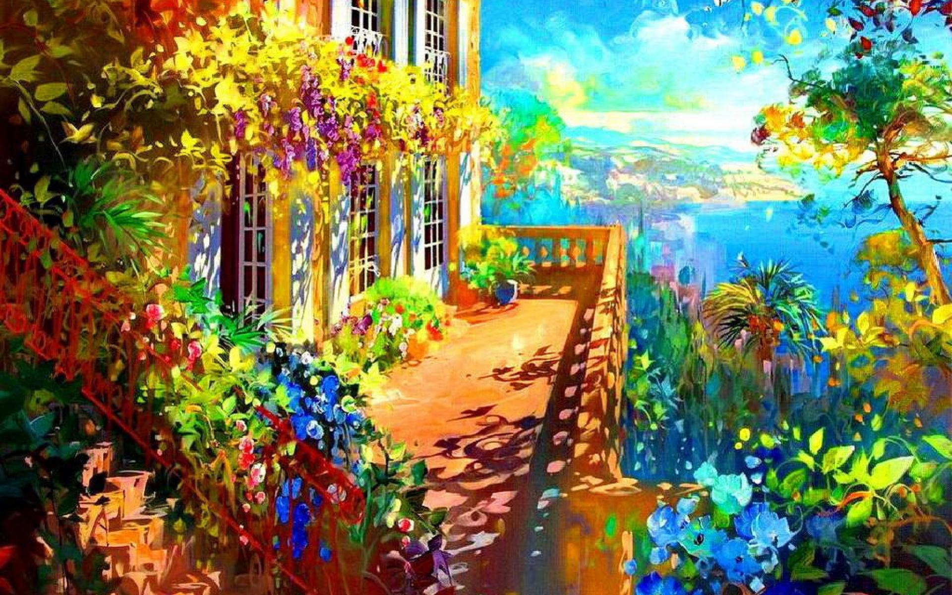 Fall Lilly Pulitzer Wallpaper Water Leaf Autumn Nature Wallpaper 1920x1080 32410