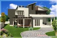Modern House Design wallpaper