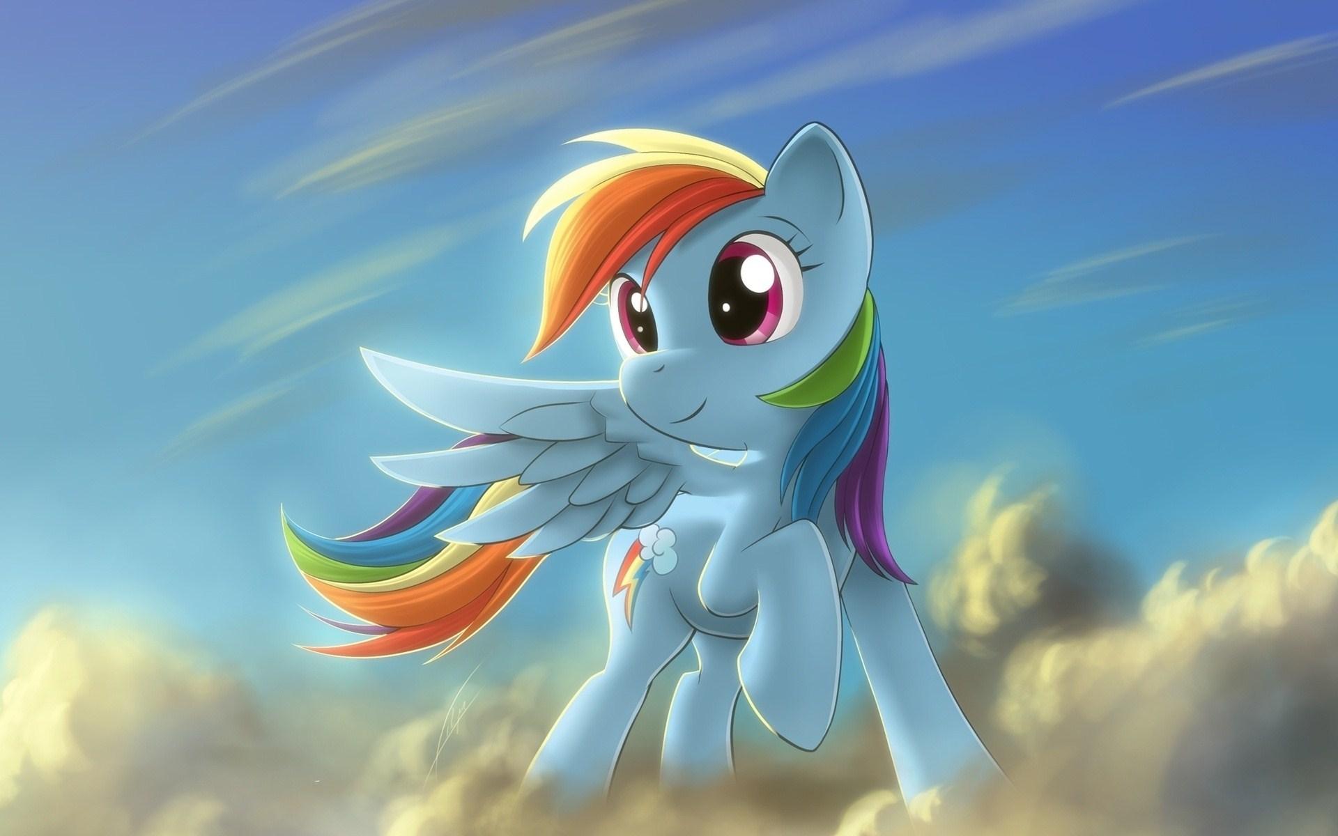 My Little Pony Animated Cartoon wallpaper 1920x1200 #9486
