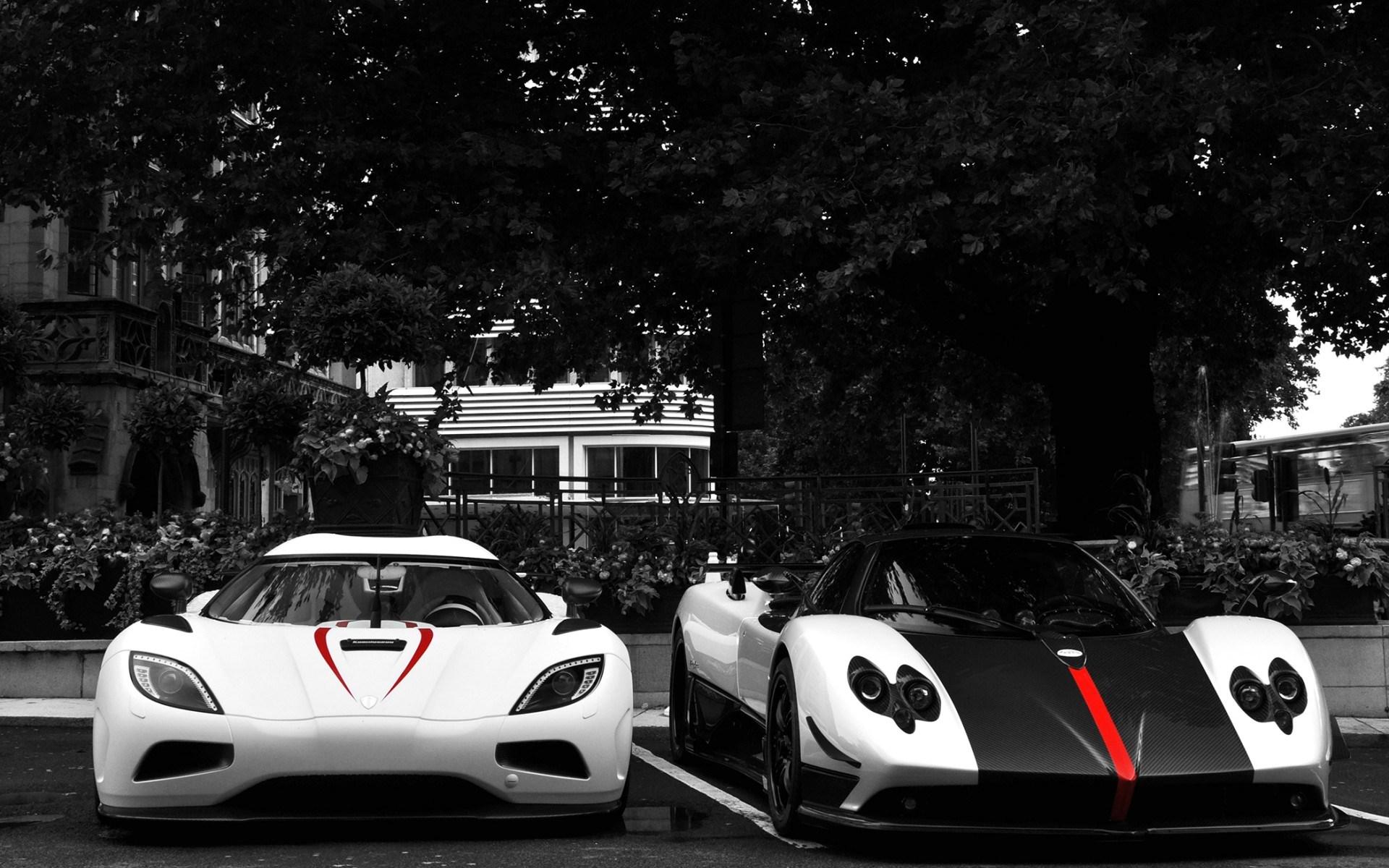 Rs 3d Name Wallpaper Pagani Zonda Koenigsegg Agera R Luxury Exotic Cars