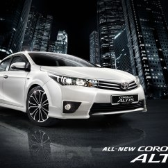 All New Camry Singapore Audio Grand Avanza Toyota Corolla Wallpaper 1280x960 60892