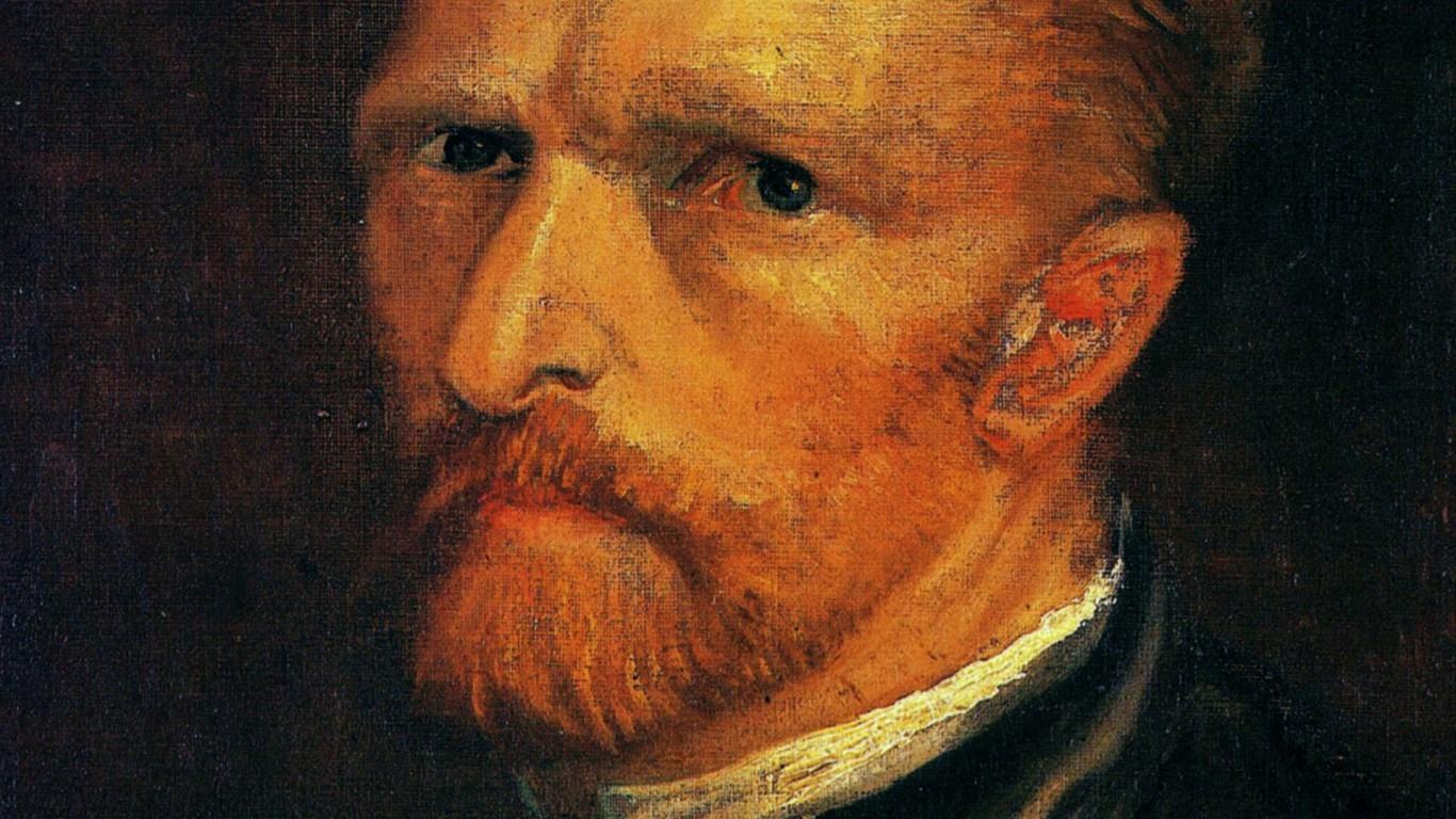 Vincent Van Gogh wallpaper  1366x768  47342