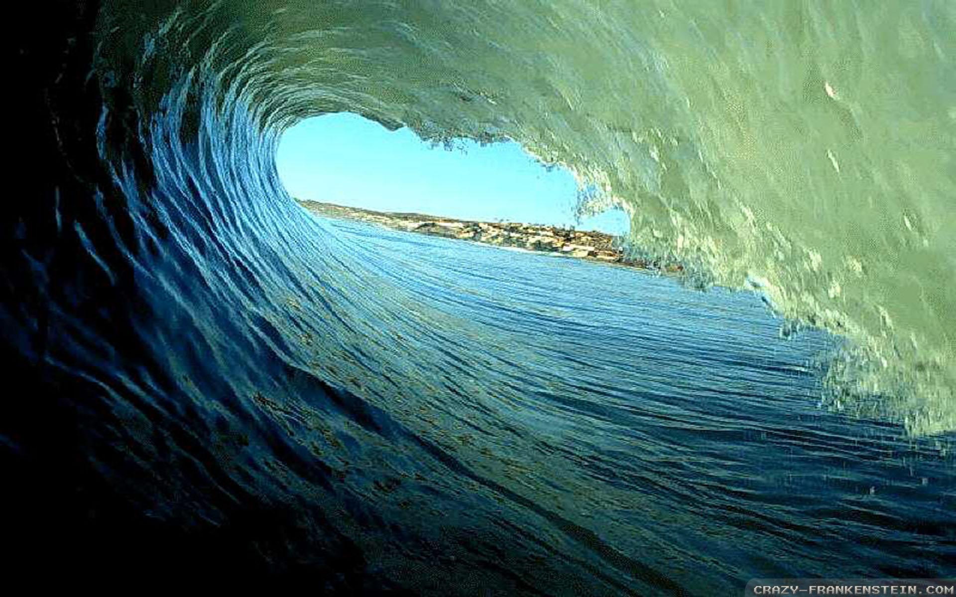 Wave Wallpaper  1920x1200 #37142