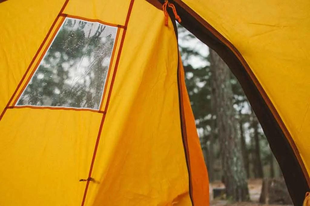 4 mevsim kamp çadırı