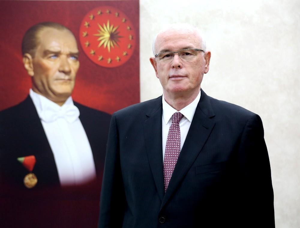Başkan Kazım Kurt'un 10 Aralık Dünya İnsan Hakları Günü mesajı