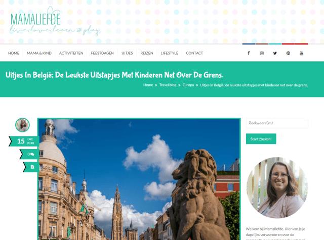 Gastblog - Eskonpeupejer - Mamaliefde.nl
