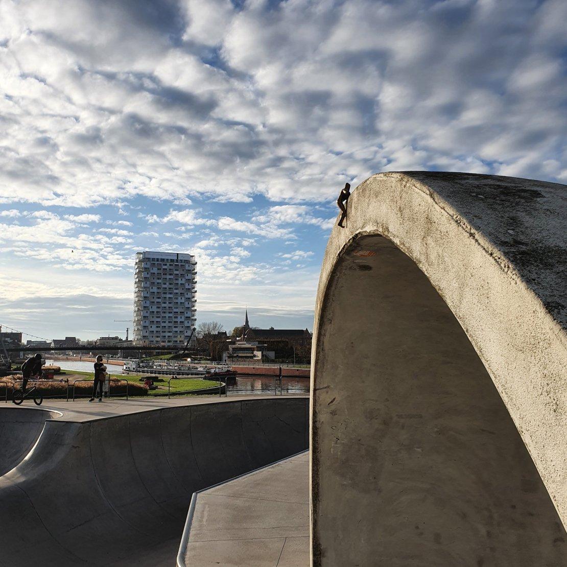 Skatebowl Kortrijk