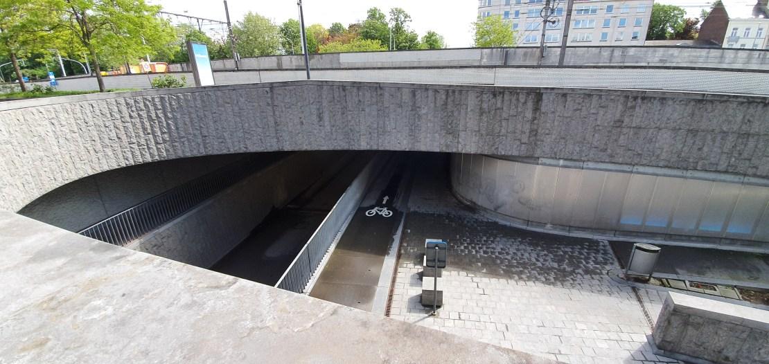 tunnel Doorniksewijk - Kortrijk