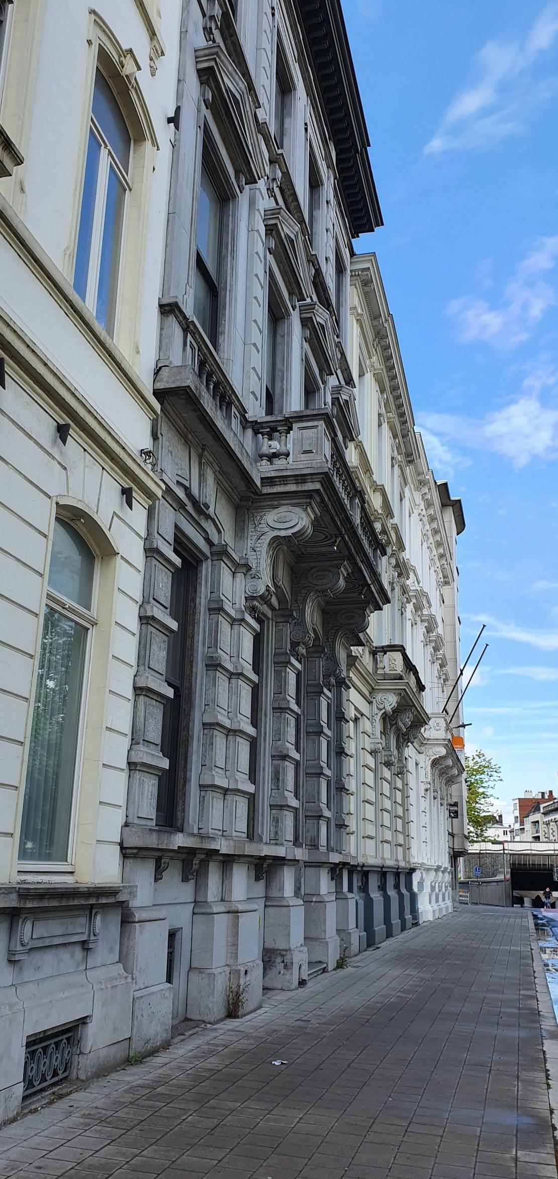 herenhuizen - Kortrijk - Doorniksestraat