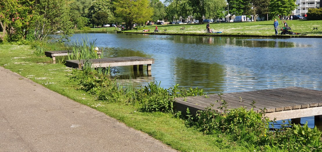 Van Raemdonckpark - Kortrijk