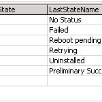 Monthly Patch statistics reports in SMS/SCCM to show up to the management in a simplified manner
