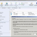ConfigMgr (SCCM) 2012 what's new in Software updates