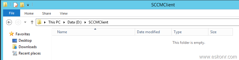 SCCM Configmgr How to implement Jason Sandys Client Startup
