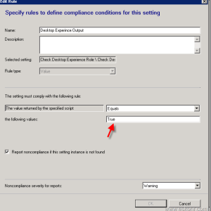 SCCM Configmgr CI to check server role or feature installed