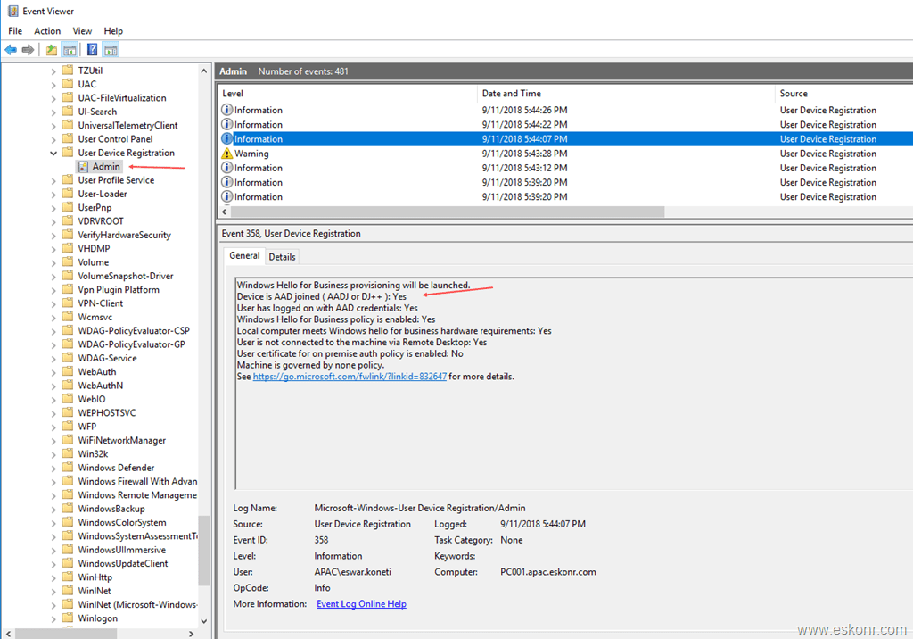 How to configure Hybrid Azure AD Join without ADFS for Office 365