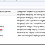 SCCM Technical preview version 1901 – Management insight rules for collections