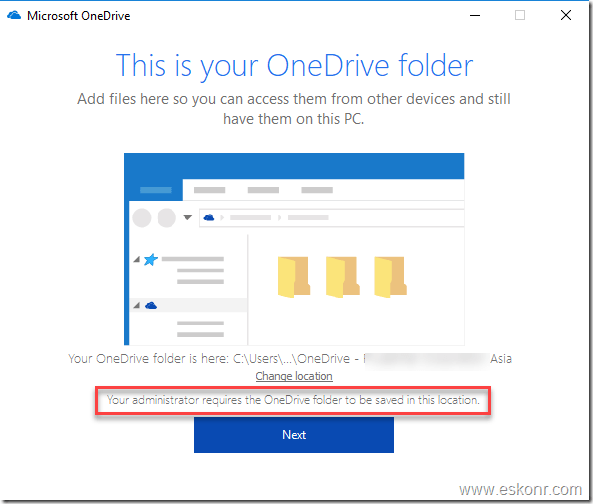 How to configure onedrive settings using intune | Eswar