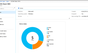 How to install SCCM Client from Microsoft Intune for Co-managed and CMG – Notes from the field