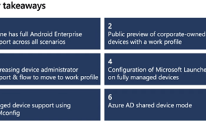 Managing Android devices with Microsoft Intune (MEM)