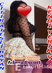 Adana Evi Olan Escort AYLİN Sizi bekliyor